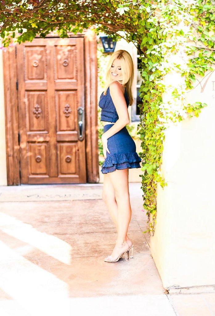 Royal Palms Resort & Spa McKenna Wesley The Bubbly Blonde