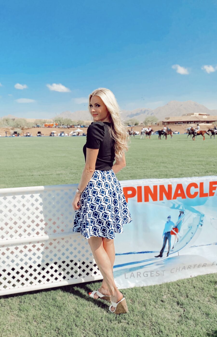 The 10th Annual Polo Party!